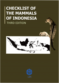 Image of Checklist of the Mammals of Indonesia