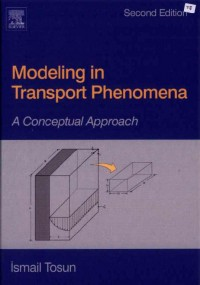 Image of Modeling in Transport Phenomena: A Conceptual Approach